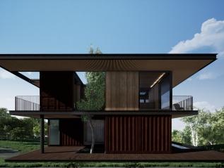 Casa Híbrida (Hybrid House) – Sintra,2020