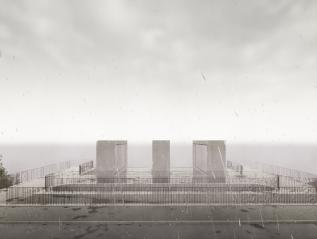 Casa Mortuária – Barrancos, 2019(concurso)